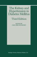 download ebook the kidney and hypertension in diabetes mellitus pdf epub