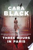 Three Hours in Paris Book PDF