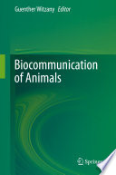 Biocommunication of Animals