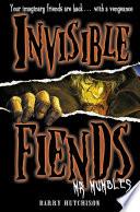 Mr Mumbles  Invisible Fiends  Book 1