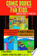 Comic Books For Kids  Silly Jokes For Kids With Dog Farts