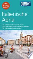 DuMont direkt Reisef  hrer Italienische Adria