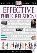 DK Essential Managers  Effective Public Relations