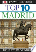 DK Eyewitness Top 10 Travel Guide  Madrid
