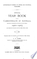 Official Year Book of the Commonwealth of Australia  No  11   1918