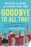 Goodbye to All That  Revised Edition  Book PDF