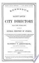 St. Louis Directory