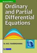 Ordinary & Partial Diff.Equation