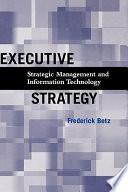 Executive Strategy