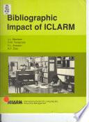 Biblographic impact of ICLARM