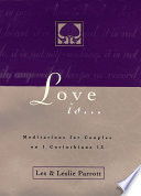 Love Is . . . Meditations for Couples on I Corinthians 13