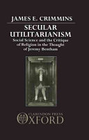 Secular Utilitarianism