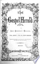 The Gospel herald  or  Poor Christian s magazine Book PDF