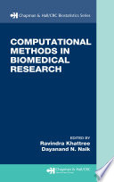 Computational Methods in Biomedical Research
