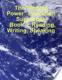The  People Power  Education Superbook  Book 3  Reading  Writing  Speaking