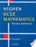 Higher GCSE Mathematics