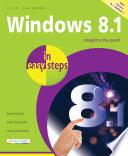 Windows 8 1 in easy steps