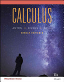 Calculus  Single Variable  Binder Ready Version