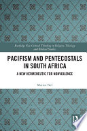 Pacifism and Pentecostals in South Africa