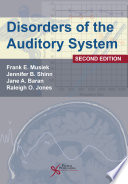 Disorders Of The Auditory System Second Edition
