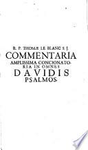 Psalmorum Davidicorum Analysis