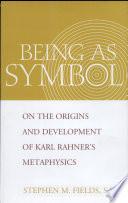 Being as Symbol
