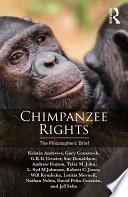 Chimpanzee Rights