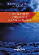 Homöopathie bei Depressionen und Angststörungen