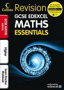 Edexcel Maths Higher Tier