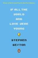 If All The World And Love Were Young : poem in this book is...