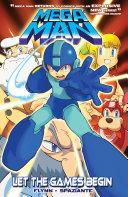 Mega Man 1: Let The Games Begin : comics! dr. light wanted to build a...