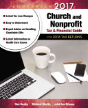 Zondervan 2017 Church and Nonprofit Tax and Financial Guide