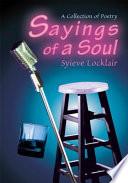 Sayings of a Soul