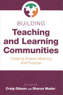 Building Teaching and Learning Communities