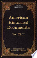 American Historical Documents 1000 1904