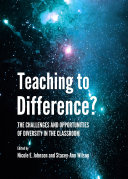 Teaching to Difference? The Challenges and Opportunities of Diversity in the Classroom