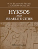 Hyksos and Israelite Cities