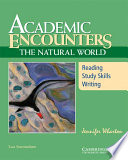 Academic Encounters  The Natural World Student s Book
