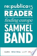 re:publica Reader 2015 – Sammelband