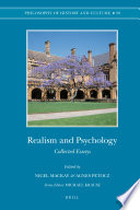 Realism and Psychology