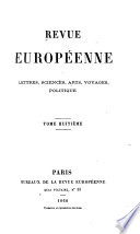 Revue européene