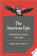 Ebook The American Epic Epub John P. McWilliams, Jr Apps Read Mobile