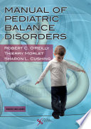 Manual of Pediatric Balance Disorders