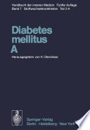 Diabetes mellitus · A