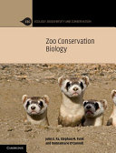 Zoo Conservation Biology