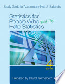 download ebook study guide to accompany neil j. salkind's statistics for people who (think they) hate statistics, 4th edition pdf epub