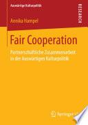 Fair Cooperation