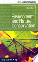 Environment and Nature Conservation