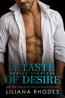 A Taste of Desire Usa Today Bestselling Author Liliana Rhodes Features