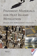 Pavement Materials for Heat Island Mitigation